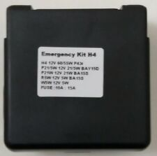 Limastar Notfall Kit Glühbirmchen H4 7-teiliges Set Autobirnchen Sicherungen