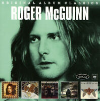 Roger McGuinn : Original Album Classics CD 5 discs (2016) ***NEW*** Great Value