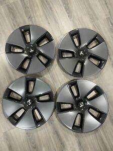 Tesla Hubcap Cover, Model 3 Aero Wheel 18 inches OEM 2017-2020 - 4 wheel covers