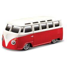 VW SAMBA CAMPER VAN 1:64 (7,5 cm) Metal Model Toy Car Die Cast Models Miniature