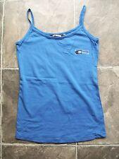 BNWT Women's Blue Camisole/Singlet/Tank Top Size 12