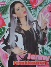 JENNY FRANKHAUSER - A4 Poster (ca. 21 x 28 cm) - Clippings Fan Sammlung NEU