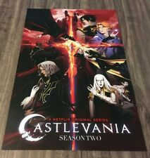 Castlevania Symphony of the Night Alucard Art Print T1611 Silk Poster RGC Huge