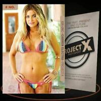 Carmen Electra [ # 826-UNC ] PROJECT X Numbered cards / Limited Edition