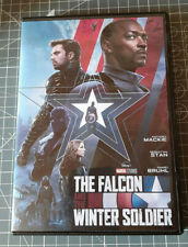 The Falcon and the Winter Soldier DVD English Francais Marvel MCU