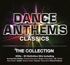 Dance Anthems Classics - The Collection - Various Artists (NEW 3CD)
