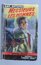 SAN ANTONIO- MESSIEURS LES HOMMES   EO 1955