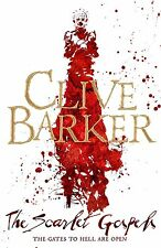 The Scarlet Gospels by Clive Barker (New Hardback Book) 9781447266983