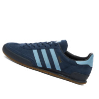 ADIDAS MENS Shoes Jeans - Collegiate Navy, Blue & Gum - B42230