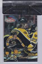 1998-99 Topps Gold Label Class 3 Red Joe Thornton Ser #1 /25 BGS 9