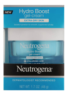 NEUTROGENA HYDRO BOOST GEL-CREAM EXTRA  DRY SKIN 1.7 OZ