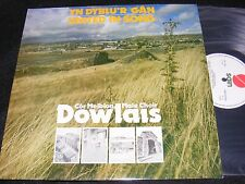 1981 Welsh Male Choir DOWLAIS United In Song with Autographs LP SAIN Label WALES