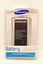 Batteria originale NFC Samsung Galaxy S5 i9602 i9700 (made Korea, no China)