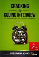 (digital) Cracking the Coding Interview 6th edition 2016