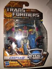 Reveal the Shield Hunt for the Decepticons Chopsaw Scout Action Figure