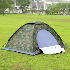 Portable Folding Tent Camo Outdoor Camping Waterproof Camouflage Hiking