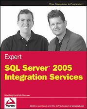 NEW Expert SQL Server 2005 Integration Services by Brian Knight