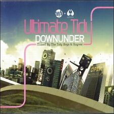 Ultimate Tidy Downunder: Mixed by Tidy Boys & Guyver by Various Artists (CD, Jun-2006, Central Station Records)
