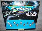 Star Wars Micro Machines Set - REBEL PILOTS