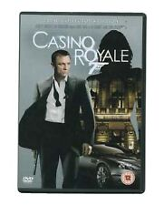 CASINO ROYALE..JAMES BOND..007....2 DISC DVD..REG 2..NEW & SEALED, FREEPOST