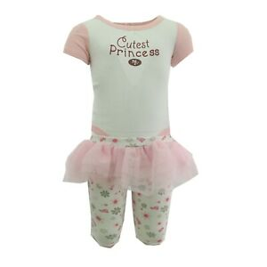 San Francisco 49ers Girls NFL Apparel Baby Infant Size Creeper & Pants Combo Set