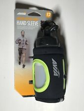 Avia Water Bottle 12 oz with hand sleeve for running plus key compartment