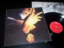 "Terence Trent D'Arby ‎""Terence Trent D'Arby's Neither Fish Nor Flesh"" LP inner"