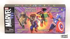 Marvel Minimates TRU Toys R Us Group C Box Set (Captain America, Doctor Octopus)