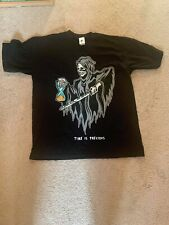 New listing Warren Lotas Time Is Precious Tee Size large