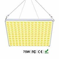 75W LED Pflanzenlampe Vollspektrum Grow Light Pflanzenlicht für Zimmerpflanzen