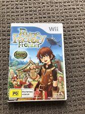 Nintendo Wii Rune Factory Frontier
