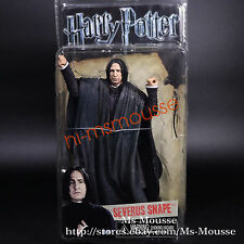 NECA Harry Potter Deathly Hallows Severus Snape 7 inch Series1 Action Figure Use