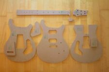 PRS Custom 24 Templates for Guitar Building f.e. Repair f. Luthier Tonholz