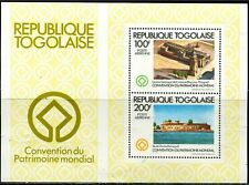 Togo #C454a MNH S/S World Heritage Convention/Cracow/Ilee Goree