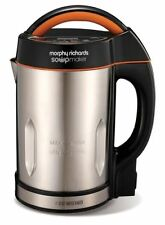 Morphy Richards Silver Small Kitchen Appliances