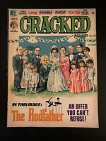 CRACKED #104, Oct. 1972, THE RODFATHER