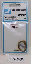 Viessmann HO 1:87 6090 1 x single working wall mounted  Light Lamp 12812