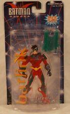 Batman Beyond Batlink Firewall Robin With Anti-Virus Blaster By Hasbro (MOC)
