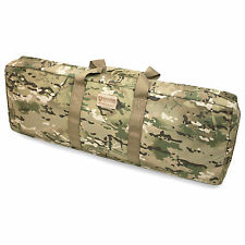 Bulldog molle double Military Tactical fusil pistolet arme case sac pack psg mtc