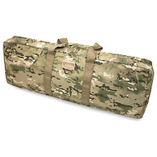Bulldog MOLLE Military Tactical Double Rifle Gun Weapon Case Bag Pack MTP MTC