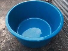 27'' Fibreglass Koi Viewing Bowls - Blue - Koi Pond Fish - Blue Koi Bowls