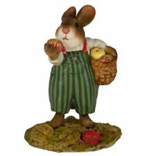 Wee Forest Folk B-23 Johnny Apple Bunny