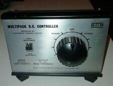 Railwayania Multipack DC CONTROLER VINTAGE Hammant And Morgan Working Order