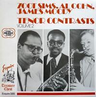 LP Zoot Sims, Al Cohn, James Moody - Tenor Contrasts Vol. 2