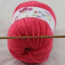 Sale New 1ball x 50g Soft Cashmere Silk Velvet Baby Children Hand Knitting Yarn