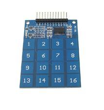 1pcs 4x4 Keyboard TTP229 Digital Touch Sensor Capacitive Touch Switch Module