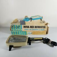 Vintage Osrow 700 Infra-Red Refrigerator Freezer Defroster Original Box WORKS