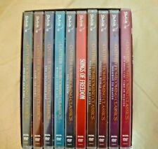 GAITHER HOMECOMING CLASSICS 10 DVD SET 2013