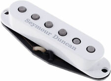 New Seymour Duncan SSL3 HOT Strat Single Coil Pickup White For All Position USA
