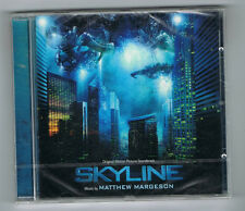 SKYLINE - MATTHEW MARGESON - CD 16 TRACKS - 2010 - NEUF NEW NEU